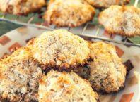Biscoitos de Amêndoa e Coco - Corpo Invejável
